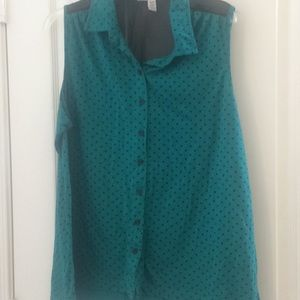 Ladies French laundry blouse 18/20